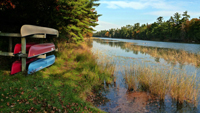 Ausable in October
